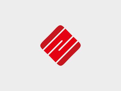 Z Letter Box Logo Concept