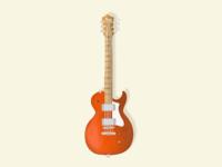 Guitar Illustration-30 Minute Challenge procreate guitar instrument drawing illustration design