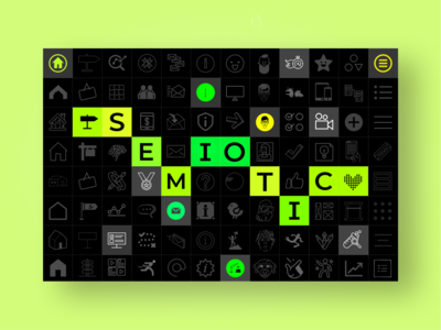 Semiotic.io landing page