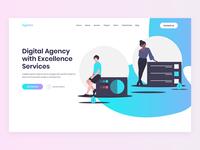 Agency Hero Area