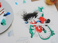 Goku (WIP)