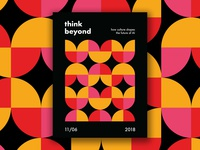 Think Beyond - Poster Series 2