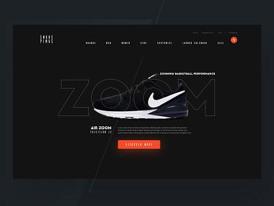 Snkrs Pinas - Sneakers Philippines  |  Website Design sneakers modern shoes nike ui ux user interface design user experience user interface website concept website design website