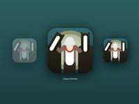 Heavy Horses App Icon