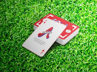 Playing Cards Baseball