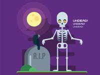 Halloweeen Skulls