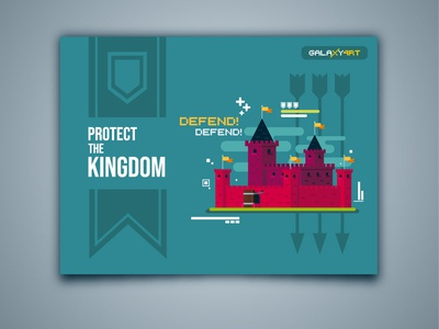 Protect The Kingdom Wallpaper
