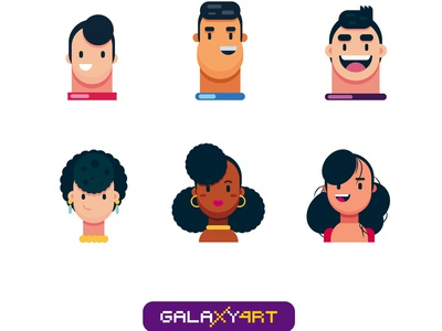Head Flat Galaxy4rt