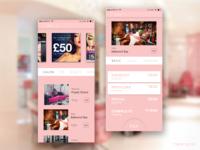 Beauty Saloon App