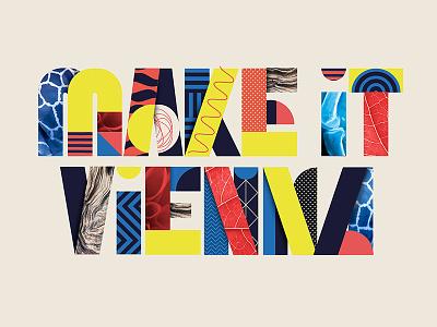 Makeit Triendlpalma illustrator workshop typeface modluar type