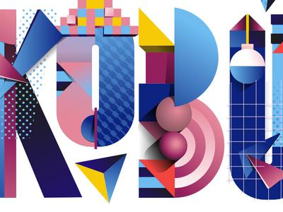 Yorokobu Cover Detail illustration cover artwork typography lettering yorokobu