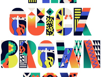 Kenya Type Project fontself daniel triendl