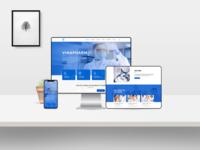 Vinapharm Website