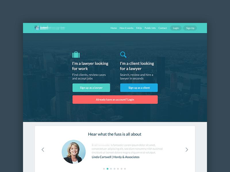Be web design