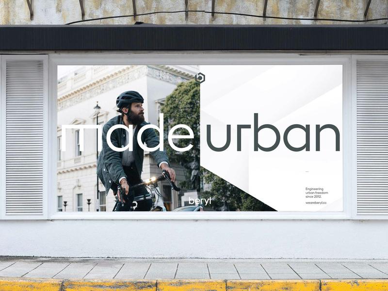 Beryl - Branding showcase interface art direction animation web website typography logo design visual identity branding identity