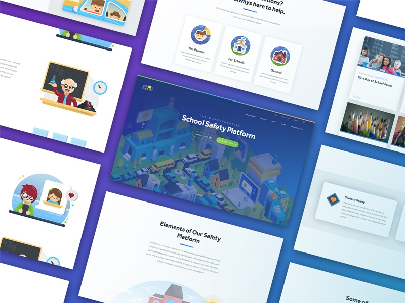 New PikMyKid Landing Page