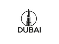 Dubai Burj Khalifa Logo