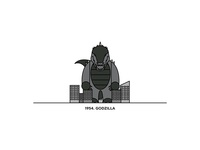 1954 - Godzilla