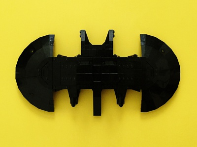 IT'S A BIRD! IT'S A PLANE! toy design toy iconography iconographic icon batwing batman photgraphy lego custom build design