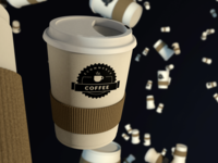 Coffee Togo Cup