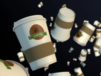 Coffee Togo Beans Color