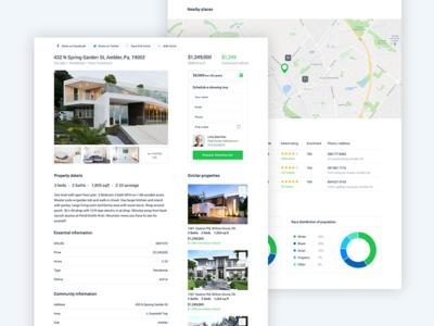 Real Estate Details
