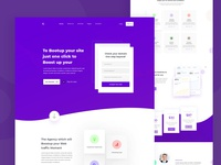 Seo And Digital Marketing Landing page
