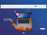 Amac website concept