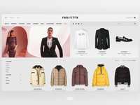 Farfetch concept