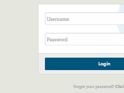 Login Form tisa futura login