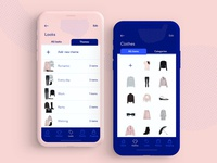 Colors for Wardrobe app