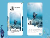 Travel diary app