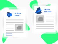 Travel Site UI Concept