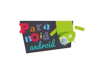 Paranoid Android - sticker