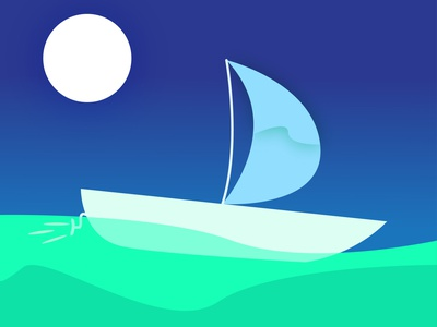 Sailing Edition 3d animation indonesia illustration art art artist 3d art illustrator animation vector illustration design