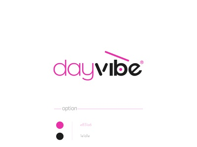 Dayvibe 01 sketch minimal illustrator brand lettering icons website ux ui typography mobile web icon logo app design branding