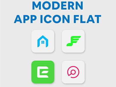 MODERNAPPICON 01 minimal icons flat ios ux ui mobile icon logo app