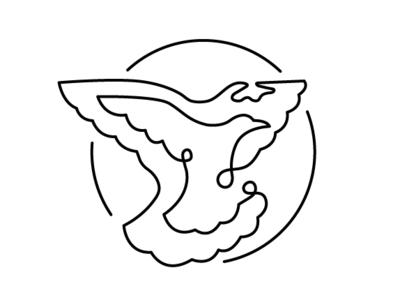 Logomark Art Therapy brand graphic designer graphic graphic art vector art illustrator vector branding illustration adobe illustrator logo animal singlelinemark singleline art company mark art therapy graphic design logomark logo