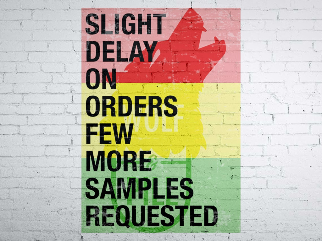 Wolfandpill quality delay quality reggae wolfandpill advert graphic art adobe photoshop adobe illustrator graphic designer