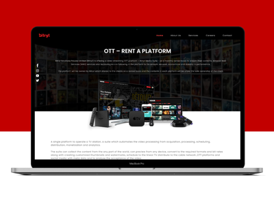 Website UI UX Design motion graphics graphic design 3d animation ui cartoon comic vector logo graphic  design design illustration