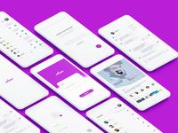 Amigos Mobile App