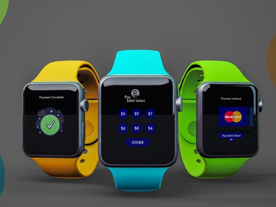 Send Cash Apple Watch