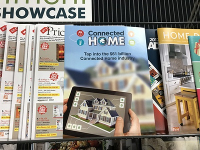 Connected Home Print Material