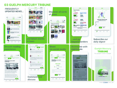 Guelph Mercury Tribune mobile app