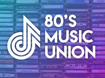 Logo design for 80's Music Radio
