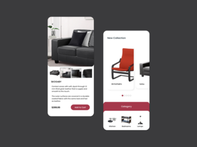 Forniture app