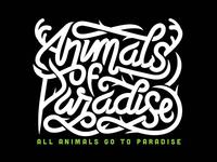 Animals Of Paradise