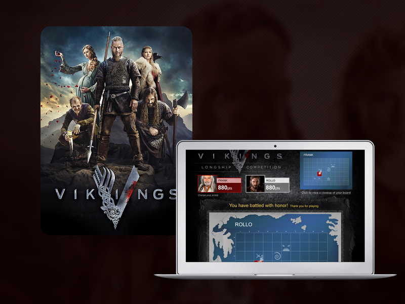 Vikings Battleship Game & App