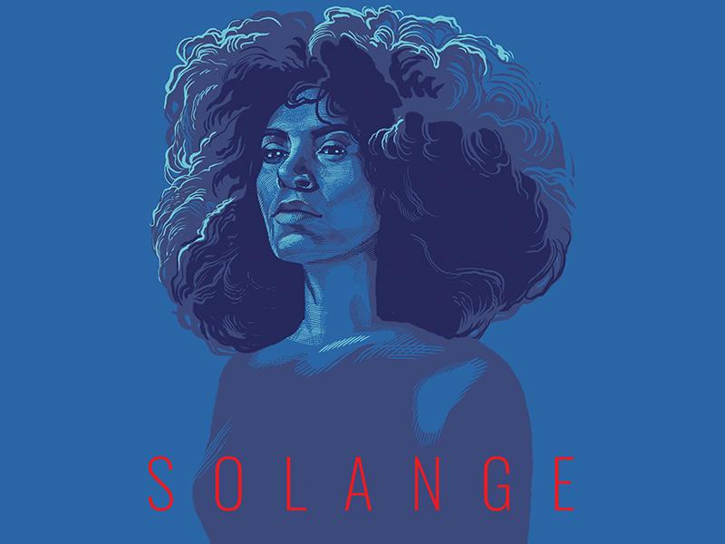 Solange dribbb
