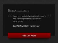 Ryan Gootee General Contractors Website